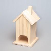 Чайный домик из дерева 007-4-1