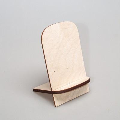 Подставка под телефон из фанеры 4-2.002