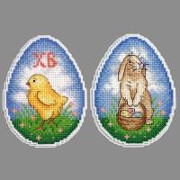 """Набор для вышивания """"М.П.Студия"""" Р №03 №261 """"Воскресное утро"""" 8 х 11 см"""