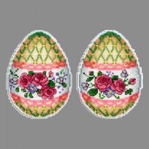 """Набор для вышивания """"М.П.Студия"""" Р №11 №406 """"Весенний праздник"""" 8 х 11 см"""