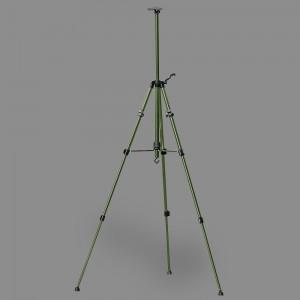 """Мольберт-тренога """"VISTA-ARTISTA"""" VEA-02 алюминий 155 x 80 см 05-зеленый"""