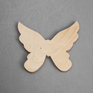 """Фигурка из дерева """"Бабочка"""" (большая) 1-9.926"""