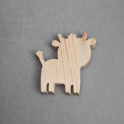 """Фигурка из дерева """"Игрушка бычок"""" 1-9.933"""