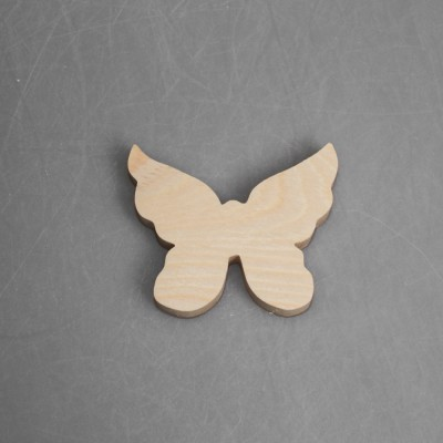 """Фигурка из дерева """"Бабочка"""" (малая) 1-9.927"""