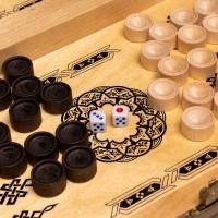 Нарды-шашки-шахматы (три в одном) №3