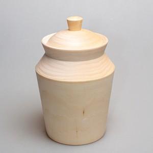 Деревянная заготовка бочонок (на конус) 1-9.624 15 см