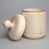 Деревянная заготовка бочонок 1-3.101 20 см