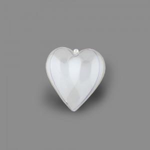 "Заготовка из пластика для декорирования ""Love2art"" ""сердце-2"""