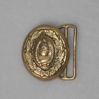 Пряжка для войскового офицерского ремня (СССР)