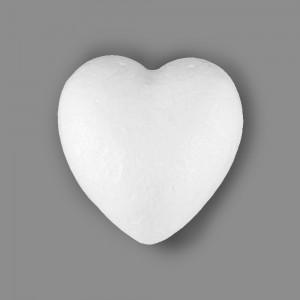 "Заготовка для декорирования ""Love2art"" из пенопласта ""Сердце"" 40 мм, 10 шт"