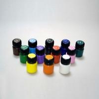 Акриловые художественные краски, глянцевые (набор 12 цв.)