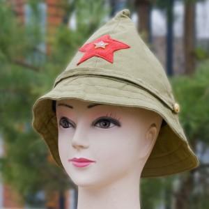 Буденовка (летний вариант) цвет хаки