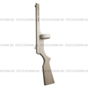 """Деревянная заготовка """"Автомат ППШ"""""""