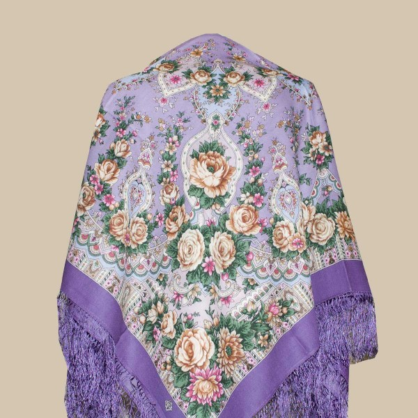 павловопосадские платки кармелита