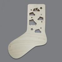 Блокатор для носков (42 размер) 1шт.
