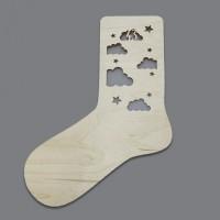 Блокатор для носков (43 размер) 1шт.