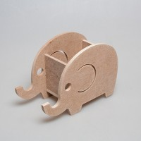 "Карандашница ""Слон"" (МДФ)"