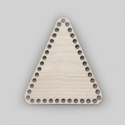 Донышко для корзины треугольное