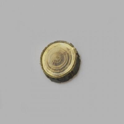 Деревянный спил (округлый тип) 5см