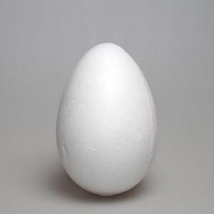 Заготовка яйца из пенопласта 15,5см