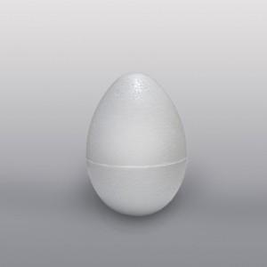 Заготовка яйца из пенопласта 8см