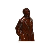 Набор Пограничный столб СССР с штофом-памятником фарфоровым Ф.Э.Дзержинский