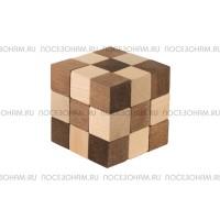 Головоломка Куб змейка 3х3