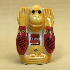 Солонка обезьяна не слышу