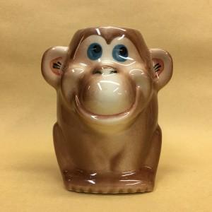 Чашка обезьяна tiki mug