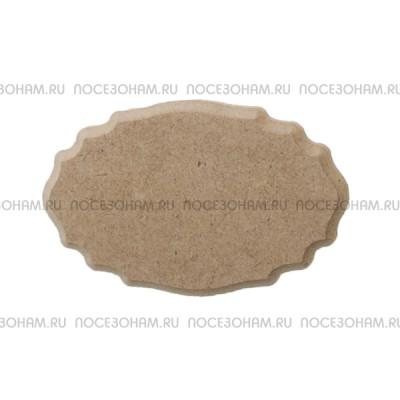 Накладка для декора фигурная из МДФ 900-2.17