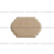 Накладка для декора фигурная мини (МДФ)