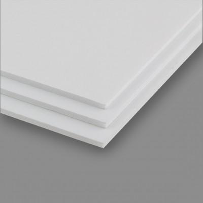 """Пенокартон 3 мм белый 500 г/м2, """"Love2art"""", 70 х 100 см"""