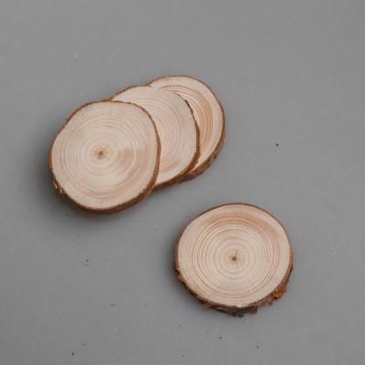 Деревянный спил (округлый тип)