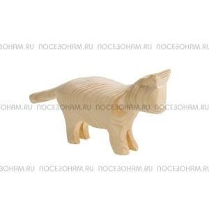 """Деревянная трехмерная заготовка """"Кошка"""" (малый размер)"""