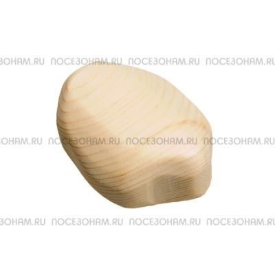 """Деревянная трехмерная заготовка """"Камень-подставка-2"""""""