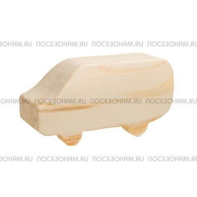 """Деревянная трехмерная заготовка """"Микроавтобус"""""""