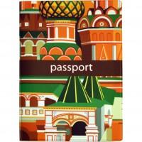 """Обложка для паспорта """"Собор"""", 188х134 мм"""