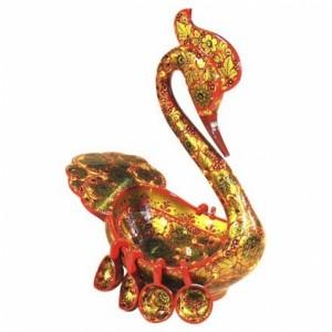 Ковш-Лебедь (хохлома)