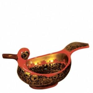 Ковш-утка (хохлома)