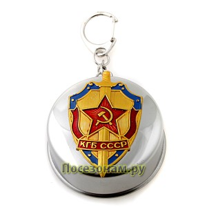 "Стакан  малый ""КГБ СССР"""