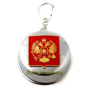 """Стакан  малый """"Герб Москвы"""""""