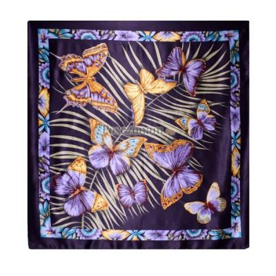 Павловопосадский платок «Фиджи»