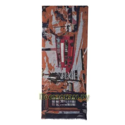 Павловопосадский шарф «10376»