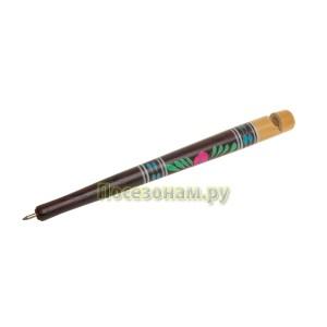 Шариковая ручка-свисток с росписью