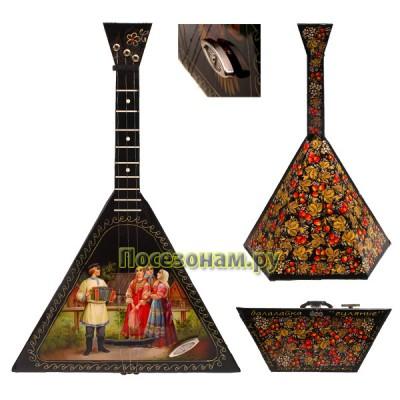 """Балалайка-сувенир музыкальная """"Гулянье"""""""