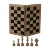 Деревянные заготовки шахмат и нард