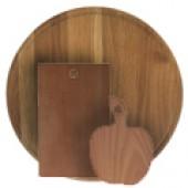 Деревянные заготовки разделочных досок из бука, дуба