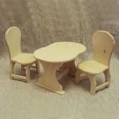Кукольная мебель, домики
