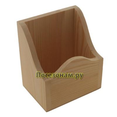 Коробка деревянная под специи 303
