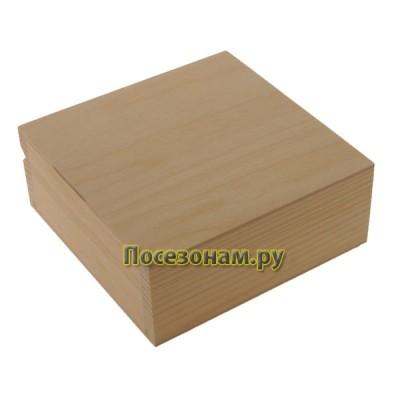 Шкатулка деревянная 037-2